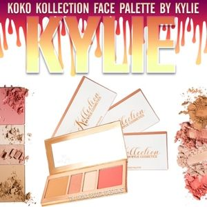 "Kylie ""Koko Kollection"" Pressed Face Powder Blush+"